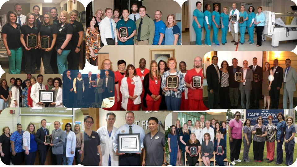Wound Care Centers of Excellence and Distinction
